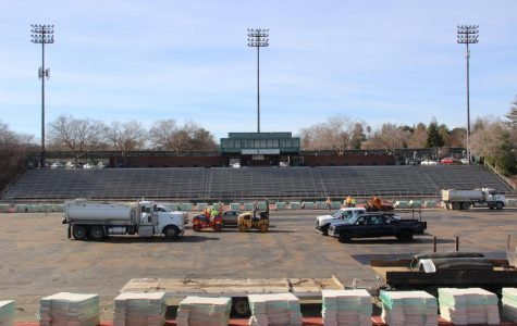 Viking Field's upgrade is met with much anticipation