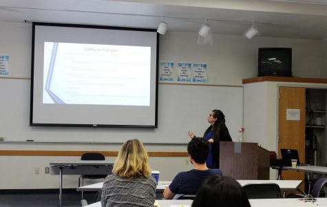 Tips for staying safe on campus from the Brown Bag Workshop series and Police Services