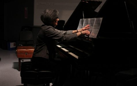 DVC's Music Department holds its first advanced piano series