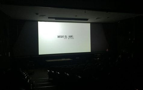 Hot takes of DVC's film club Reel Love Film Festival