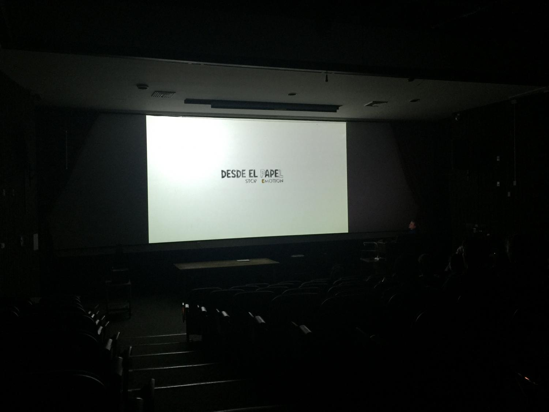 Screening of film