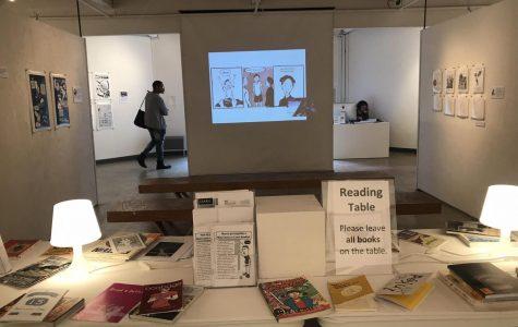 DVC comic arts show shines light on diverse Bay Area artists