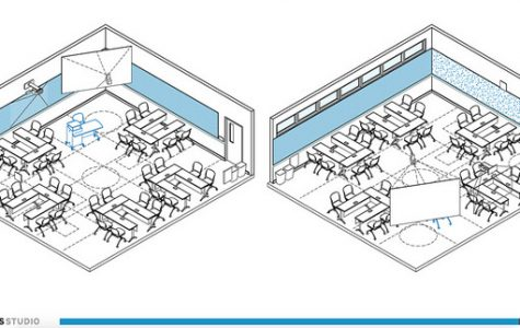DVC designing new classrooms for the future