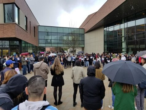 DVC students join nationwide #NeverAgain walkout
