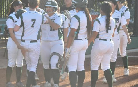 Softball: Vikings walk off on passed ball in extra innings against Santa Rosa