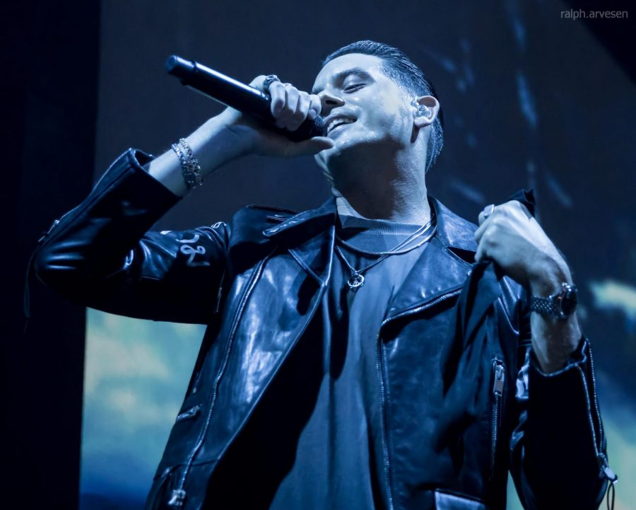 G-Eazy+performing+at+the+ACL+Live+Moody+Theater+in+Austin%2C+Texas+on+February+18%2C+2018.+Photo+courtesy+of+Ralph+Arvesen