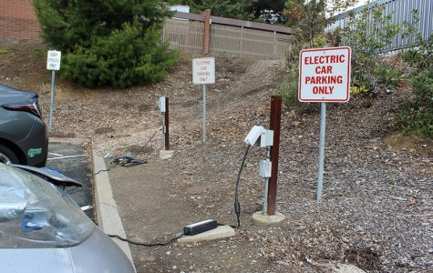 DVC planning to have electric car charging stations within the next nine months