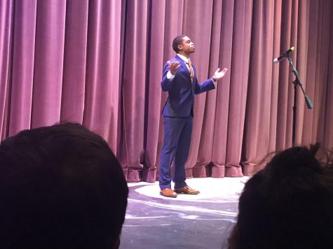 Speech night showcases DVC students' award-winning abilities