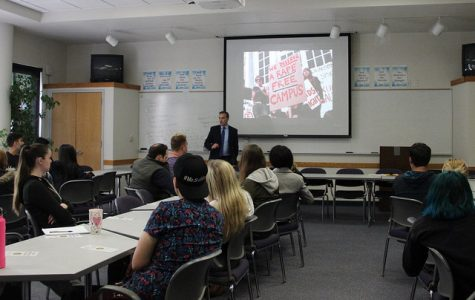 Contra Costa County prosecutor speaks to DVC students about sexual assault