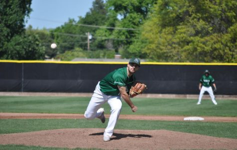 Evan Gravenmier shines versus American River College in first collegiate start