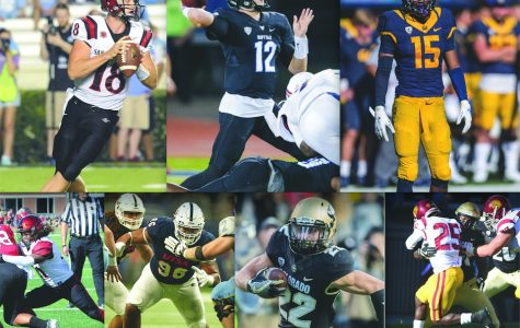 From DVC to your TV screen: Viking football boasts long list of Division I transfers