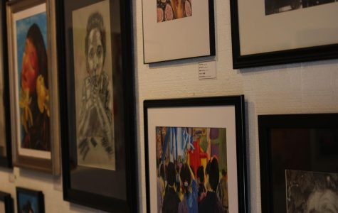 DVC student art blossoms at Spring Student Art Show