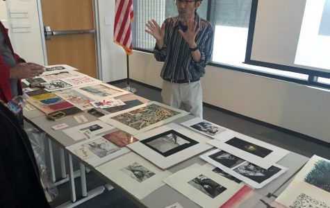 Toru Sugita and The History of Printmaking