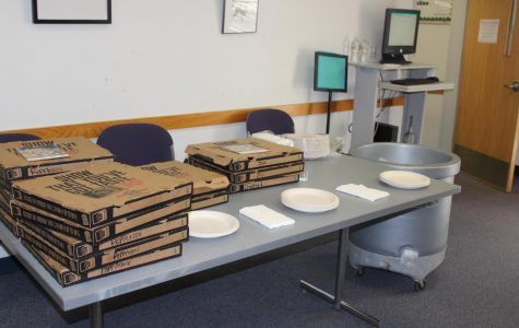 Meals provided for first time at Inter-Club Council meeting