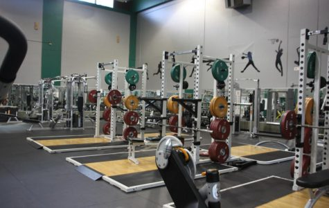 Get your workout in here at the Diablo Valley College fitness center