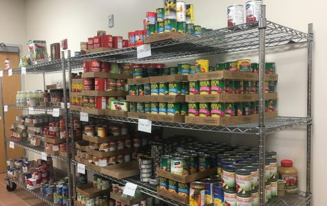 New food pantry tackles hunger on campus