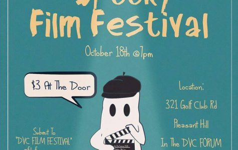 The 'Spooky Film Festival' scares its way to campus