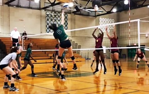 DVC volleyball celebrates first win in Big 8 Conference against Sac City