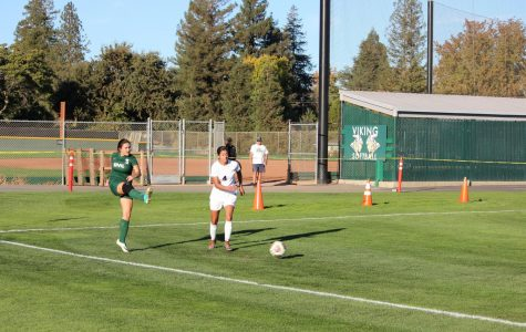Vikings soccer draws in final home game against Santa Rosa