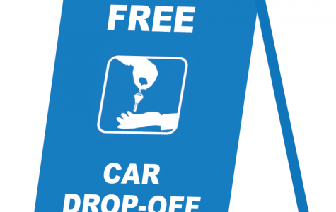 Car drop off planned for next year