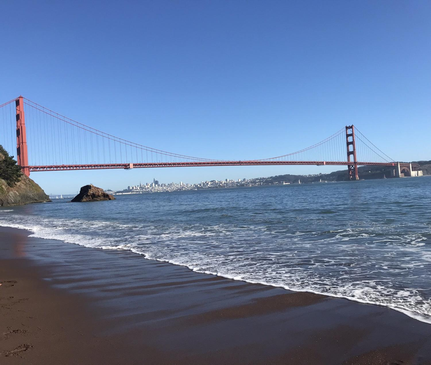 The Golden Gate Bridge is the second most popular place individuals commit suicide in the world according to The San Francisco Chronicle. With the City of San Francisco's new suicide net being put into place, it is possible that this statistic will change. (The Inquirer file photo).