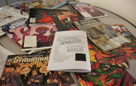 DVC comic contest help forge new chapters in art students' career