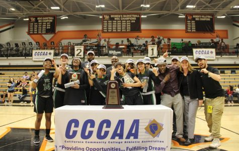 Vikings make history; win state championship over Moorpark College