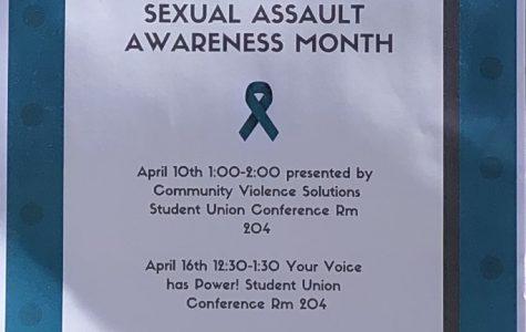 Sexual assault awareness brought to light at DVC workshop