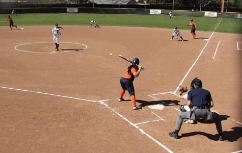 Softball outmatched by Cosumnes Hawks