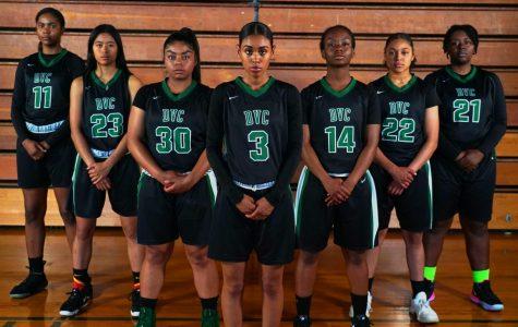 Women's Basketball Team Photoshoot