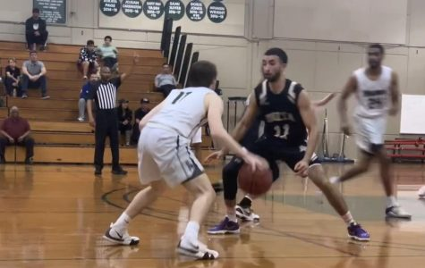 Disappointing Loss Makes Men's Team a Long Shot for First Place in Big 8