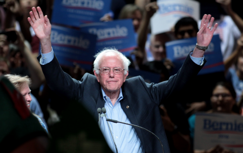 DVC Latino Students Rally Behind Bernie Sanders