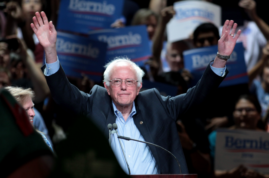 DVC Latino Students Rally Behind Bernie Sanders (Photo credit: Gage Skidmore/Wikimedia Commons).