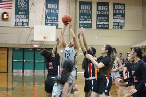 DVC Women's Basketball Win A Chance to Conquer the State Championship