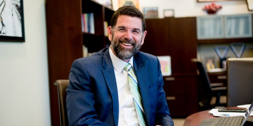 A photo of Dr. Bryan Reece, courtesy of: www.bryanreecephd.com