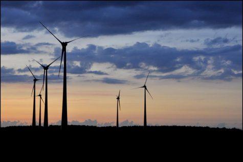 Wint turbines