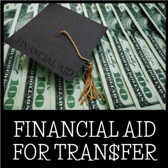DVC Financial Aid For Tran$fer Flyer