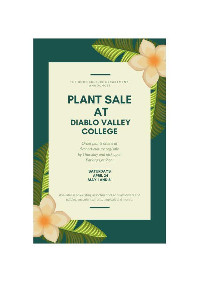 DVC Plant Sale Flyer