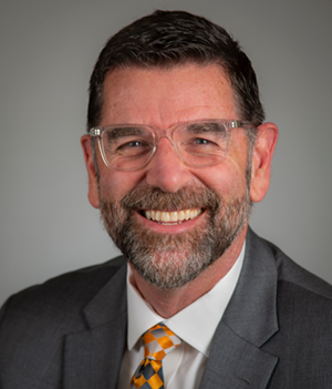 Dr. Bryan Reece, 4CD Chancellor. Photo courtesy of Contra Costa Community College District.